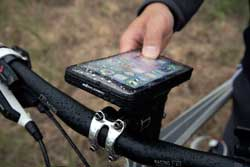 Bike Mount WeatherCaseT