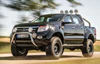 Ford Ranger Kentros