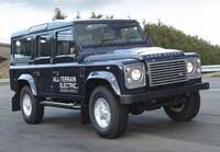 Electric Defender