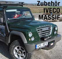 zubehoer iveco massif