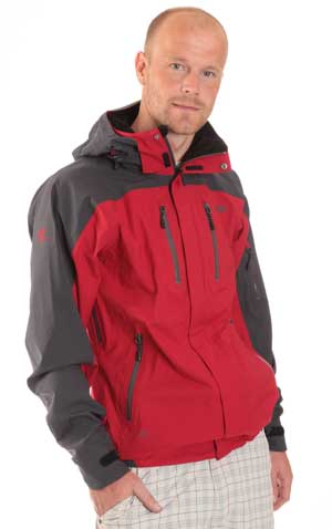 Bergans Anatomic Lightweignt Jacket