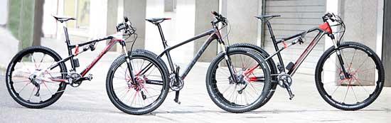 aventure die fahrradtrends 2013 mountainbikes. Black Bedroom Furniture Sets. Home Design Ideas
