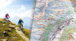 Supertrail Maps