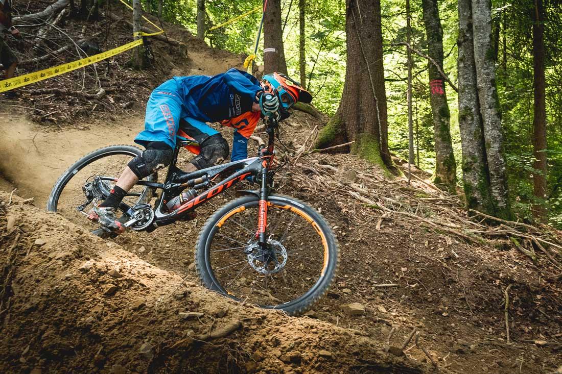 Mountainbike reifen enduro